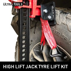 Ultra Tools 4WD High Lift Jack Mate Recovery Tyre Lift Kit
