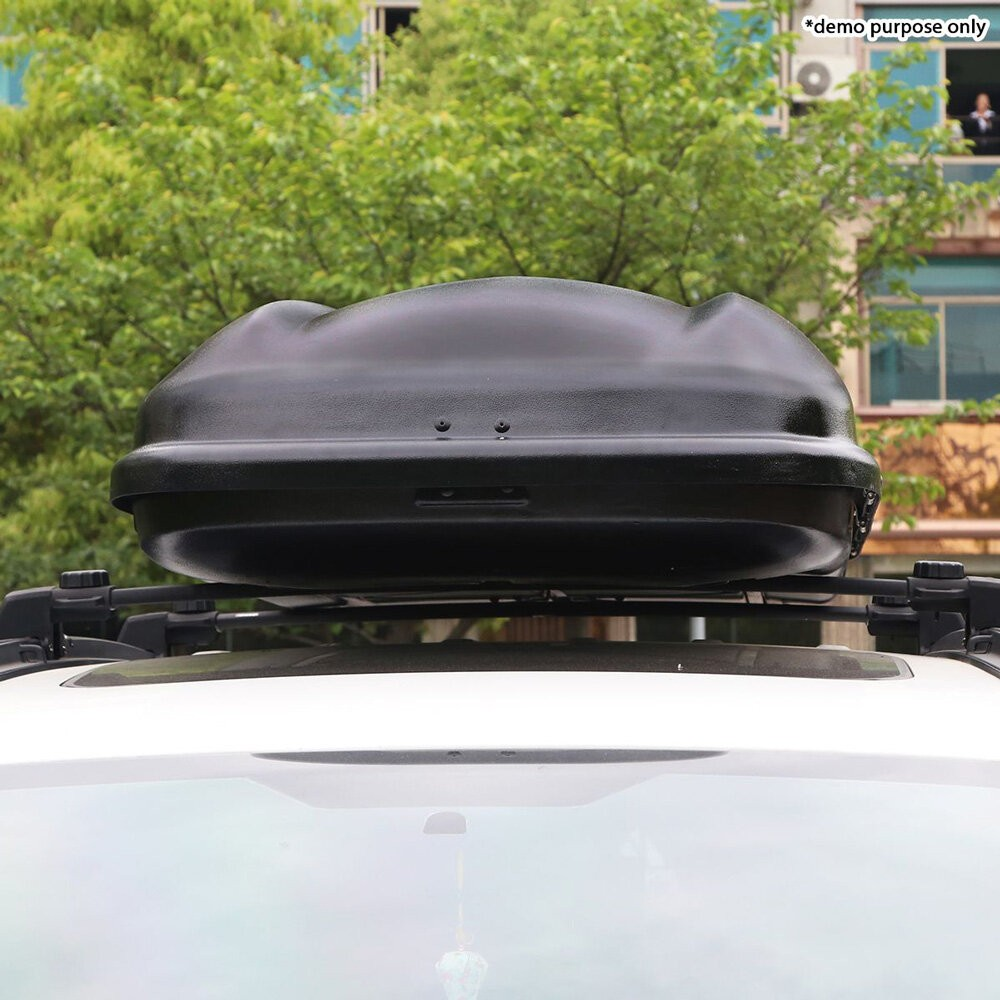 Car Roof Box Rack Luggage Cargo Pod 450l 50kg Universal