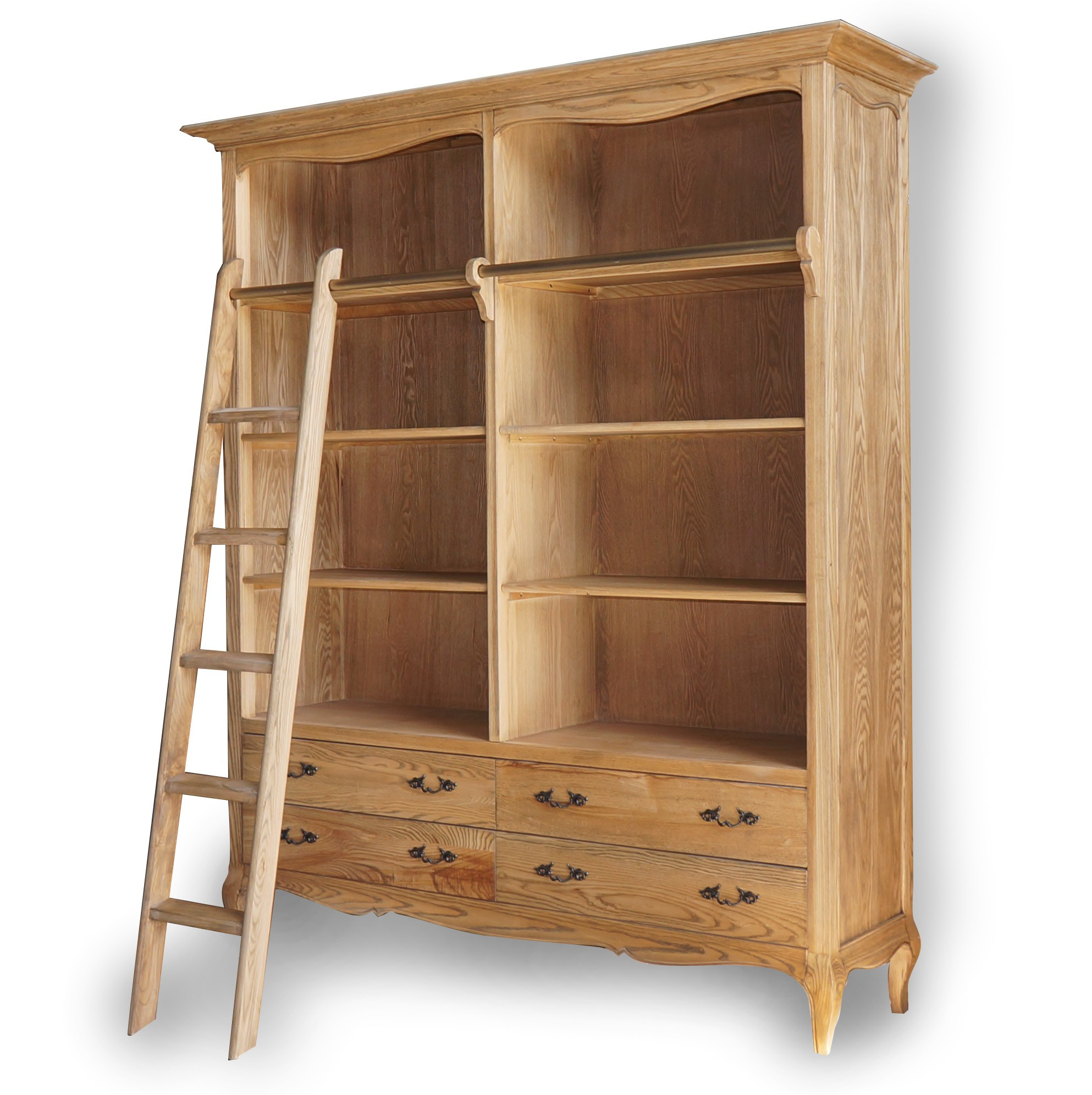 product furniture cat double bookcases wide bookcase dsc brices