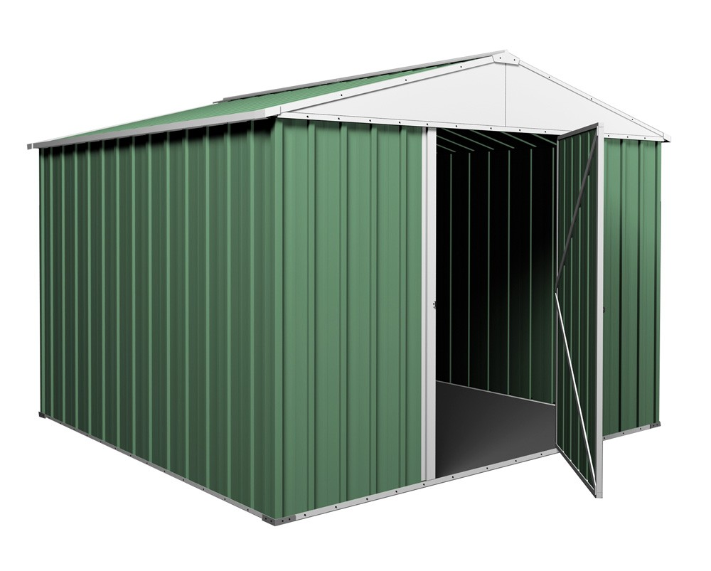 Garden Shed 2 6m X 2 6m X 2 3m Wholesales Direct
