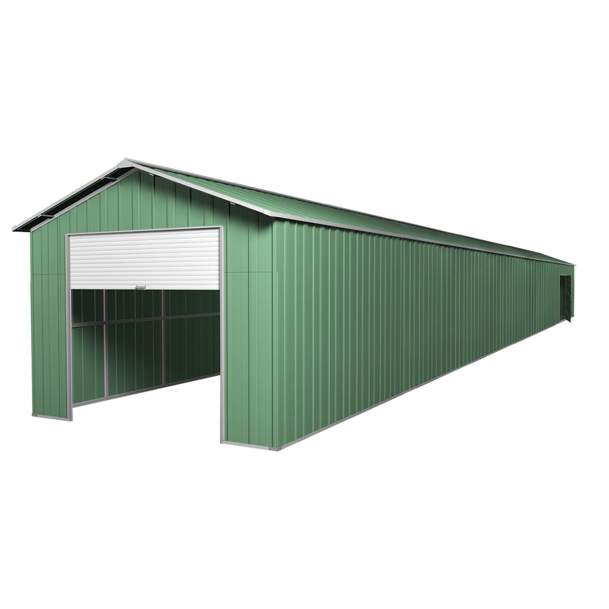garage doors roller stratco image shed id improvement door home for products