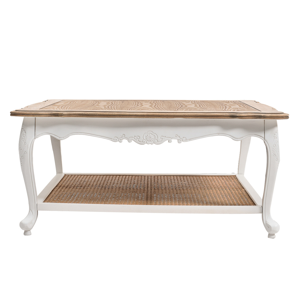 Vintage French Provincial Coffee Table: French Provincial Furniture Classic Vintage COFFEE TEA