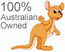 100% Australian Owned