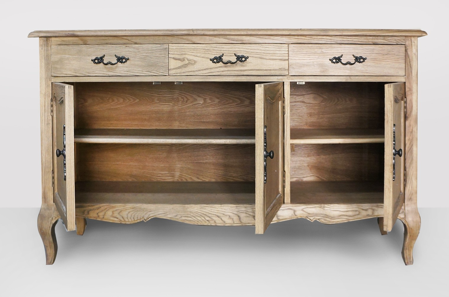 French furniture - La Joie Living Is One Of The Most Comprehensive Ranges Of French Provincial Furniture Inspired Natural Oak French Furniture Available Today