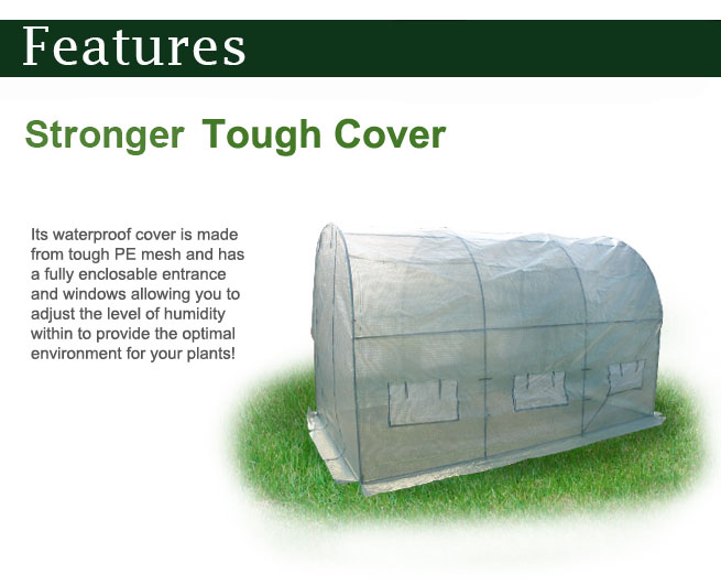 Stronger Tough Cover